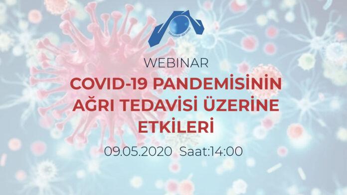 Covid-19 ve Ağrı Tedavisi Webinarı